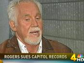 Kenny Rogers cita Capitol Records giudizio Nashville
