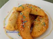 Panzarotti dolci carnevale