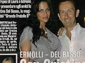 nuova fiamma dell'ex gieffina super maggiorata Cristina Basso. figlio consulente Berlusconi.
