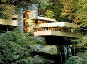 Frank Lloyd Wrighte Casa sulla cascata