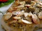 Trancio Pesce Spada crosta mandorle aromatiche
