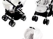 Nuovi combinati: carrozzina, passeggino seggiolino auto