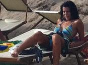 Cristina Chiabotto sexi-bikini girare testa fidanzato Fabio Fulco-foto