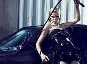 CHRONICLES LARA... Lara Stone Mert Marcus Interview September 2010