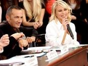 """Maria Filippi piccolo Sanremo """"Amici"""""""