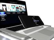 Magic MacBook Pro, concept iPhone integrato