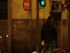 Madrid night: birra euro strada!