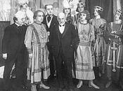 "febbraio 1922: prima mondiale Teatro Manzoni Milano dell' ""Enrico Luigi Pirandello"