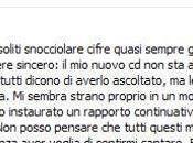 Enrico Ruggeri. lamento corre Rete