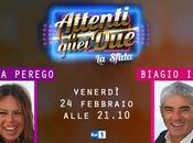 """Attenti quei due"", gran finale Vincenzo Salemme Giusti"