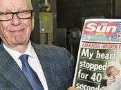 edicola primo numero della domenica: Murdoch sostituisce così News World degli scandal