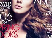 Adele alla conquista Vogue