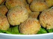 Crocchette pollo fontina