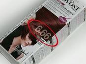 "tinta capelli ""satanica"" franck provost: rosso 666!"