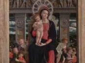 Pala Zeno Mantegna analizzata Geometrie fluide