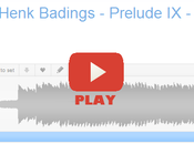 Henk Badings preludes guitar: last session