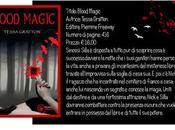 Recensione anteprima Blood Magic, Tess Gratton