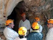 Primo Ministro francese François Fillon visitato Grotta Chauvet