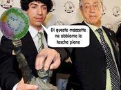 Alberto Giussano mazzetta mano