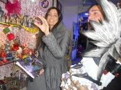 Manuela Arcuri farà fallire negozio fiori?