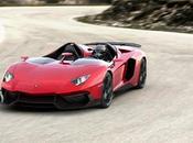 Lamborghini Aventador speciale edizione senza tetto