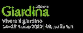 Giardina 2012 Vivere giardino Fiera Zurigo