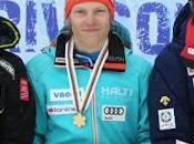 Roccaraso 2012: Santieri Palomieni nello slalom