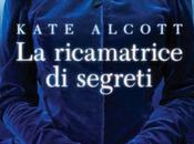 "Anteprima ricamatrice segreti"" Kate Alcott"