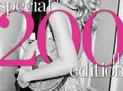 Claudia Schiffer Marie Claire Australia 200th Edition