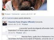 """Paniz concorda: """"Diamo Turi Vaccaro traliccio"""""""