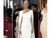 vestiti glamour agli Oscar 2012