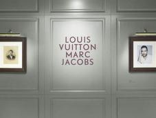 """Inside """"Louis Vuitton Marc Jacobs"""" Exhibiton Paris"""