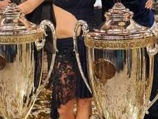 Ballando stelle 2012 trionfo Andres Anastasia