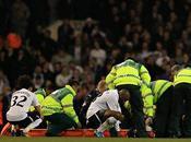 Sempre gravissime condizioni Muamba, giocatore Bolton crollato terra colpito infarto durante partita Tottenham