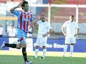 Catania-Lazio 1-0, Legrottaglie volare rossoblu piani alti della Serie