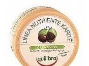 Equilibra: crema viso nutriente burro karitè