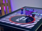 Ponk interactive installation