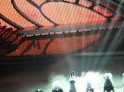 Sanremo, austronauta palco Ariston