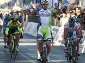 Coppi Bartali 2012: Elia Viviani vince semitappa