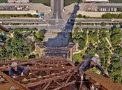 Dall'alto della Tour Eiffel
