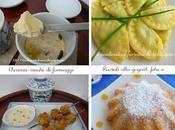 Menù yogurtoso greco-nipponico quattro mani