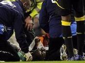 Gravissimo giocatore Bolton, Fabrice Muamba