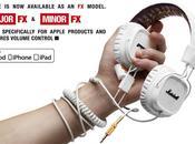 Marshall Headphones, tinte bianco pronte l'estate nella nuova versione