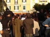 Savona: Forza Nuova sequestra centro storico.Un militante fermato