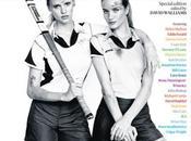 dirty girls: lara stone rosie huntington-whiteley cover independent