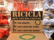 Acquisti intelligenti: Calzedonia rottama vecchio costume regala sconto!
