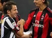 Calcio: Juve risponde Ibra. Lazio balzo Champions. Inter meglio primavera
