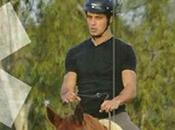 "Gabriel Garko l'equitazione rischiato paralisi"""