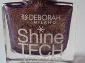 Review Deborah Milano Shine Tech nail polish