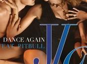 """Jennifer Lopez 'danza ancora': nuovo Pitbull """"Dance again"""""""